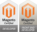 Magento Frontend Developer Certification y Magento Developer Certification
